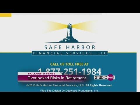 Studio 10: Safe Harbor Financial talks about overlooked risks in Retirement