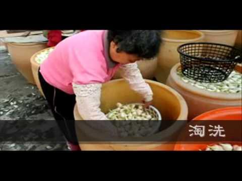 台江分校102-1學期─陳卿寮醃蒜頭 - YouTube