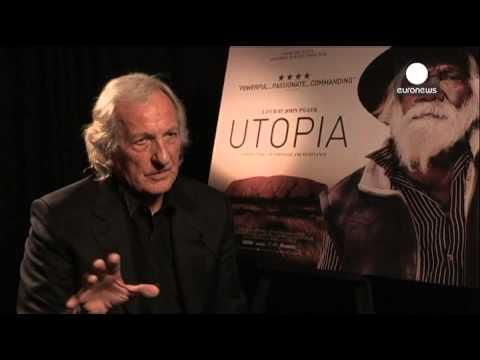 John Pilger denuncia la discriminación de los aborígenes de Australia - cinema