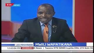 Mwanaume apatikana amekufa Wangige