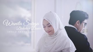 Download Lagu WANITA SURGA BIDADARI DUNIA (cover) RIA RICIS ft. AZMI mp3