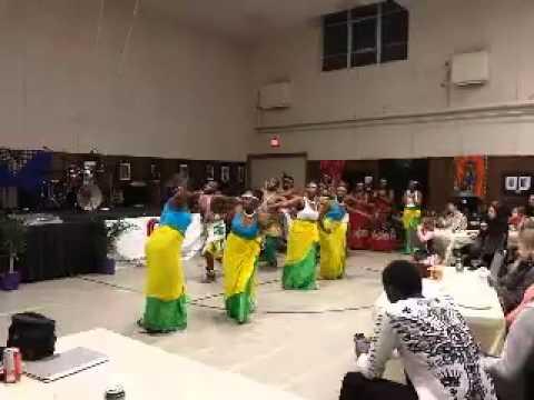 Nyabyenda ballet cultural dancing at niagara falls 2014
