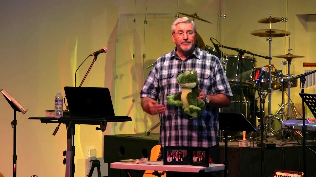 Object Lesson About Trusting God