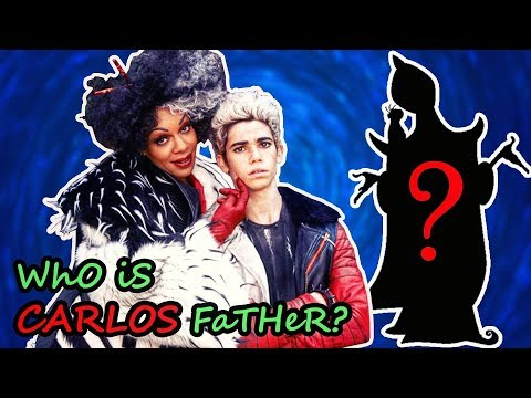DESCENDANTS 2 🍎 Who is CARLOS` Father? 👪
