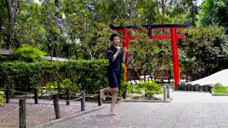【dance cover】Tokyo Bon 東京盆踊り2020 (Makudonarudo) thumbnail