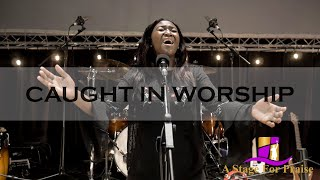 Grace Voya - You Are Bigger  (Spontaneous Worship) | Caught In Worship