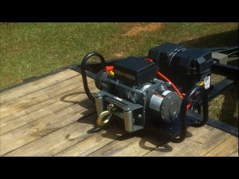 Harbor Freight 9000lb Winch