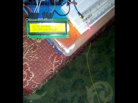 Speed Measurement Device