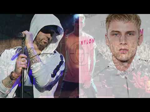 Proof MGK did NOT get BOOed off stage. It was fake news. Eminem vs MGK