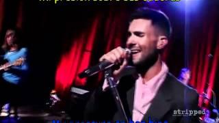 Maroon 5 - This Love - Subtitulado (Español - Inglés)