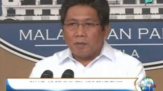 [NewsLife] Palace: No delay in GPH-MILF peace talks || Jan. 23, 2014