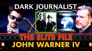Dark Journalist The Elite Files: UFO Invasion Op Exclusive Interview With John Warner IV Part 2!