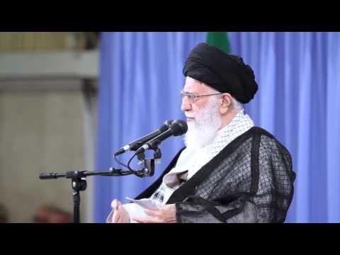 فیلم کامل بیانات رهبر انقلاب در دیدار جمعی از دانشجویان | ۱۳۹۶/۰۳/۱۷