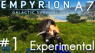 bRAND NEW ALPHA 7.0 EXP IS OUT!!!  Empyrion: Galactic Survival  Alpha 7 Experimental  Part 1