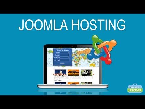 Joomla Hosting: Selecting The Best Joomla Hosting Company & Set-Up An Account