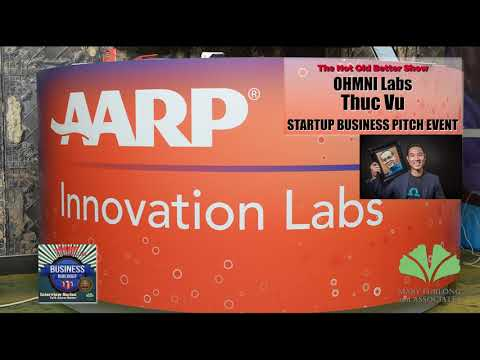 Innovation Labs Event – Thuc Vu, CEO Founder OHMNI Labs