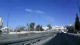 Путешествие по Израилю.Проезд по Иерусалиму(Путешествие по Израилю.Проезд по Иерусалиму., 2014-02-20T10:28:14.000Z)