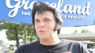 Andy Svrcek on the affect Elvis death had on his fans Elvis Week 2013 (video)