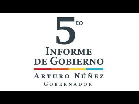 Quinto Informe de Gobierno Tabasco 2013-2018