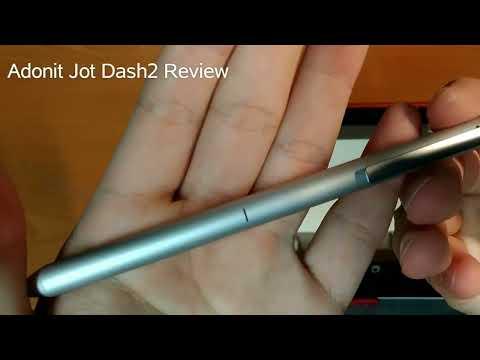 【開箱】Adonit Jot Dash2 Review