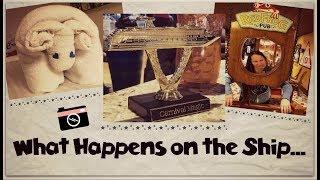 Evening Entertainment & Dinner Carnival Magic Cruise Vlog [ep11] Day 4