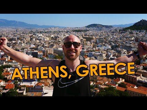 ATHENS, GREECE 🇬🇷 Stefan James Vlog