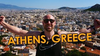 ATHENS, GREECE 🇬🇷 Stefan James Vlog