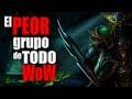 [ULTRA RAGE] El Mejor Tanque del Servidor - CCA vs WoW