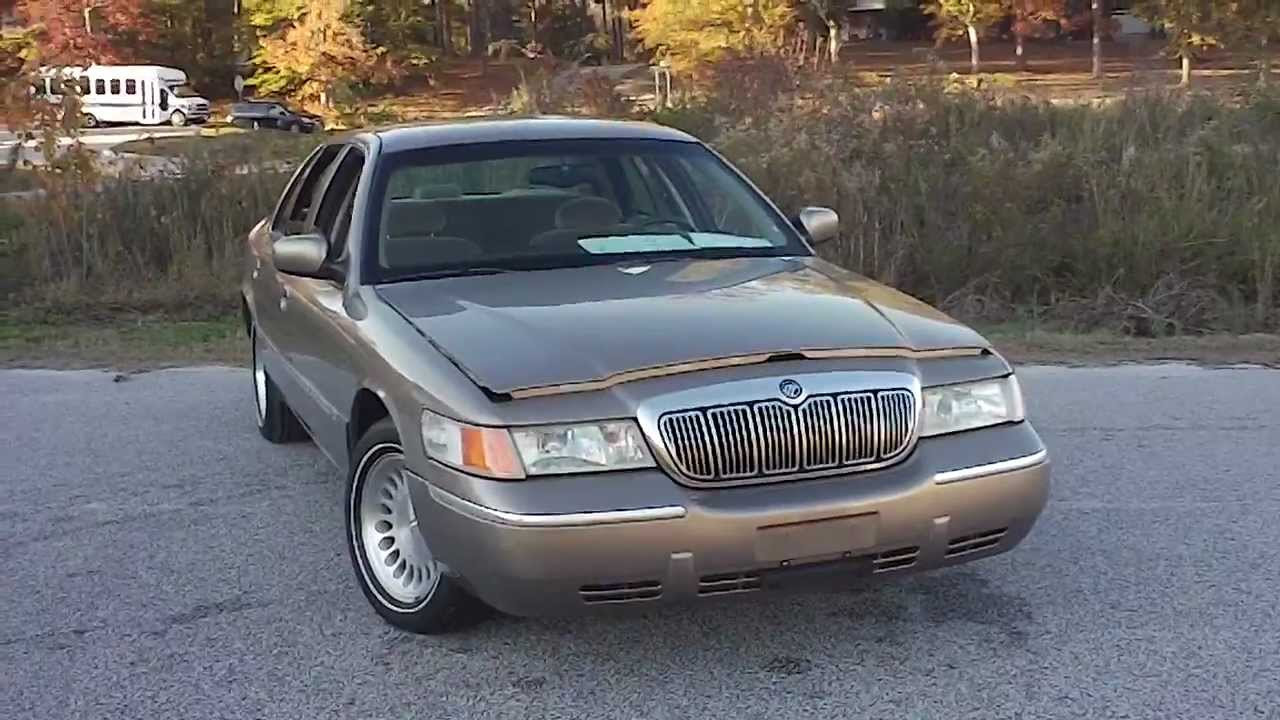 Used Cars Florence Sc >> 2001 Mercury Grand Marquis Mathes Auto Sales Used Cars Florence Sc