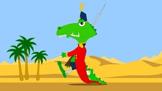 Ah les crocodiles - Comptines et chansons pour enfants thumbnail