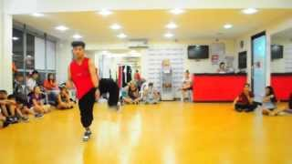 Someone To Call My Lover - Janet Jackson| Cyrus Vergara Choreography