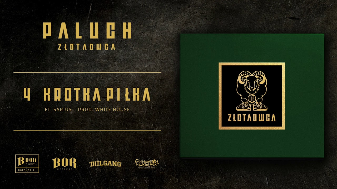 "Paluch ""Krótka piłka"" ft. Sarius prod. White House"