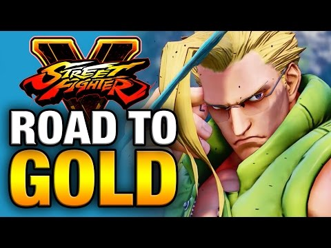 """DIRTY CHARLIE"" - Road To Gold #4 - Street Fighter V: Nash Ranked Matches! [HD 60fps]"