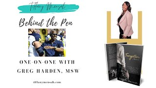 "1x1 with Greg Harden, MSW, University of Michigan's Athletic Dept ""Secret Weapon"" 