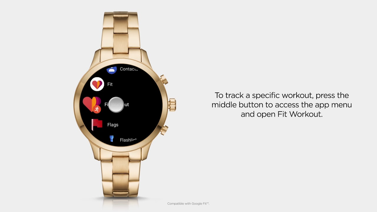 81cdb971a6cb Michael Kors Access Runway Smartwatch