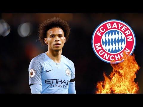 Macht Bayern bei Leroy Sané Ernst?! 200 Millionen Deal?