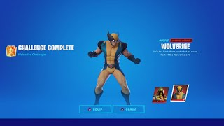 How To ACTUALLY Unlock Wolverine In Fortnite (Tips & Tricks To DEFEAT WOLVERINE)