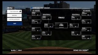 MLB® The Show™ 18 - Movie Character HR Derby
