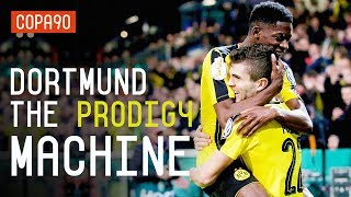 The Wonderkid Factory | Borussia Dortmund
