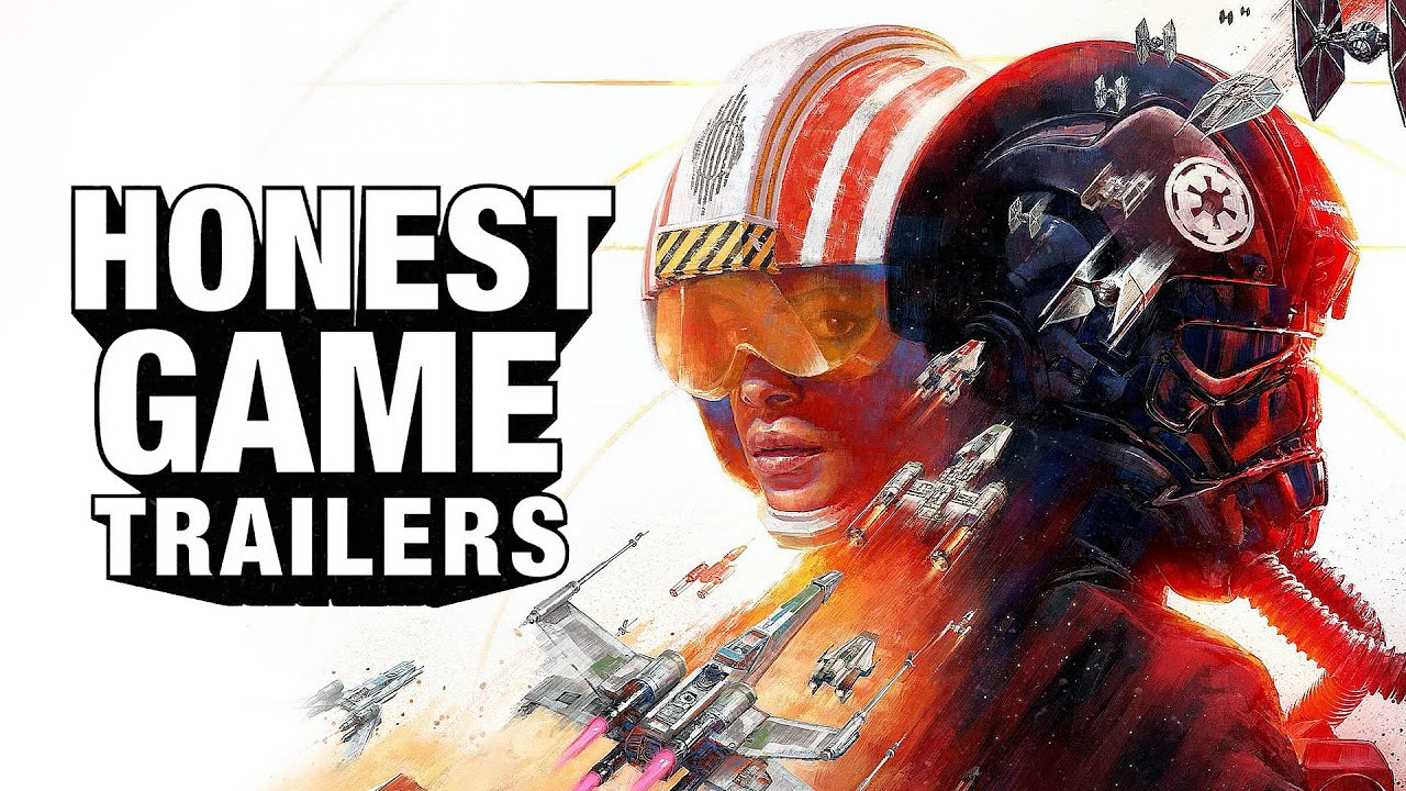 Download Honest Game Trailers | Star Wars: Squadrons