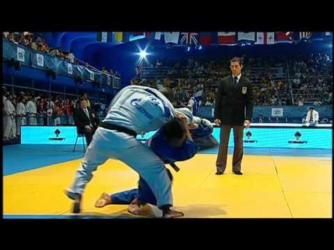 JUDO World Championships Teams - Salvador 2012