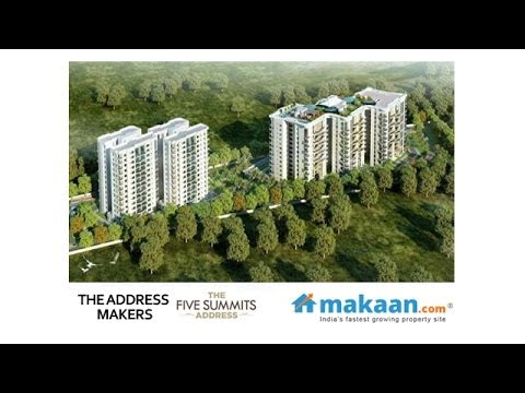 The Five Summits Address by The Address Makers in Whitefield, Bangalore, Apartments: Makaan.com