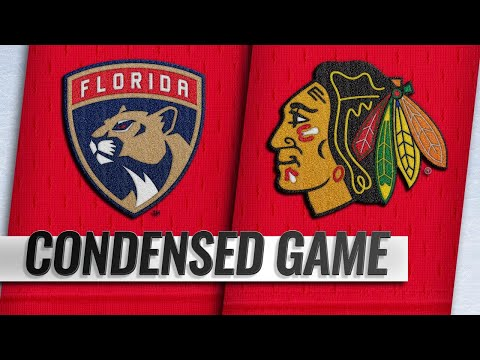 12/23/18 Condensed Game: Panthers @ Blackhawks