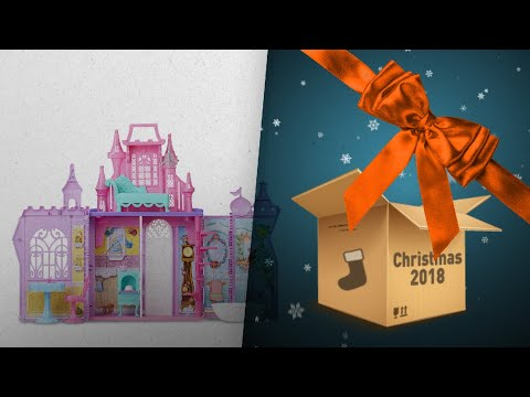 Top 10 Disney Princess Toys Girls Gift Ideas / Countdown To Christmas 2018! | Christmas 2018 Guide
