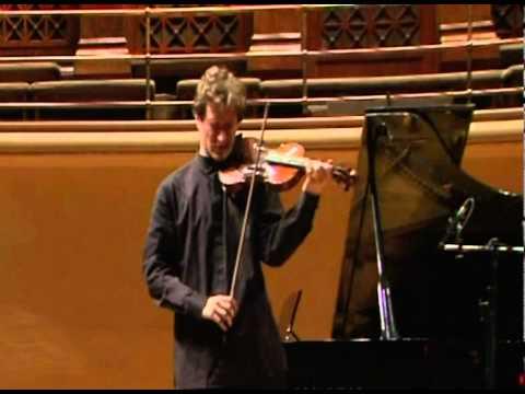 Josef Spacek Bach Sonata
