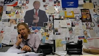 Donald Trump: Inside His Campaign Headquarters