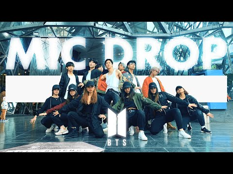 [KPOP IN PUBLIC] MIC Drop - BTS (방탄소년단) | Bias Dance Cover