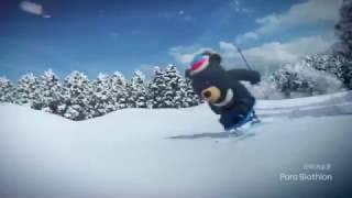 Bandabi, la mascotte dei Giochi Paralimpici invernali di PyeongChang 2018
