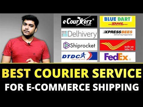Best Courier Service for Ecommerce Shipping | Shipping & logistic Solution | Cheapest Shipping India