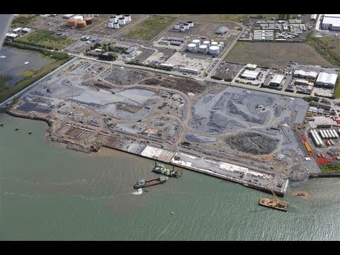 Farrans Construction - D1 Belfast Harbour
